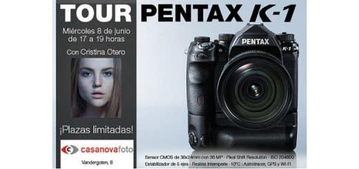 Cristina Otero Pentax
