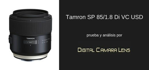 Tamron 85-1.8 VC