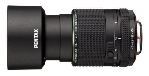 HD PENTAX-DA 55-300mm