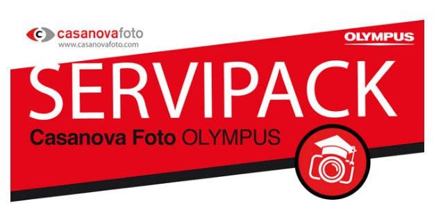 Servipack CasanovaFoto Olympus