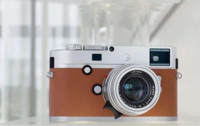 Leica APO-Summicron-M 50mm f2 ASPH. Silver