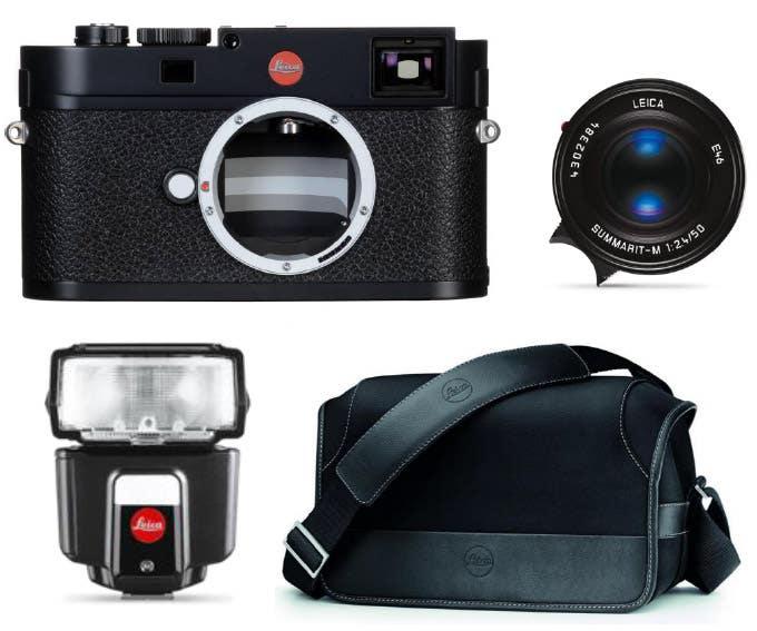 Kits Leica M