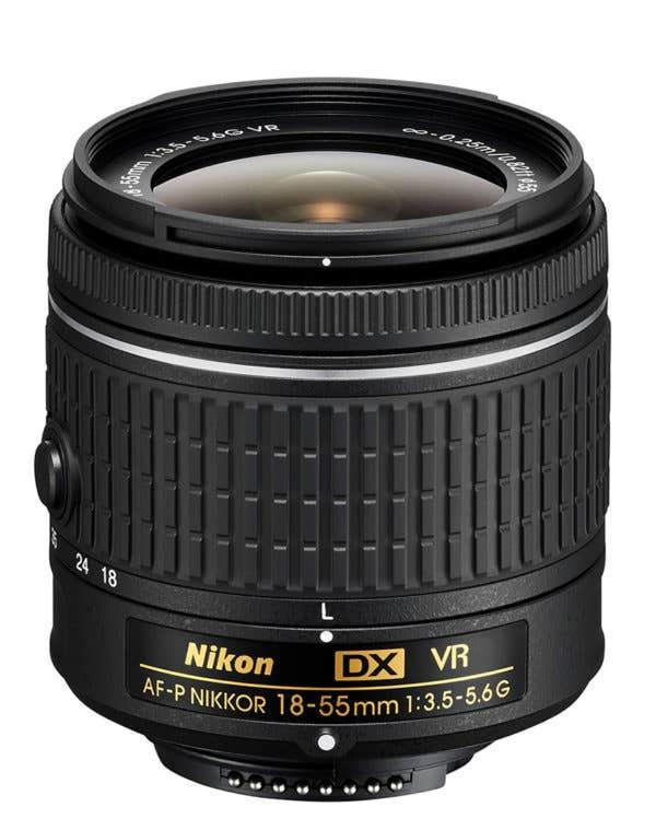 Nikon AF-P 18-55