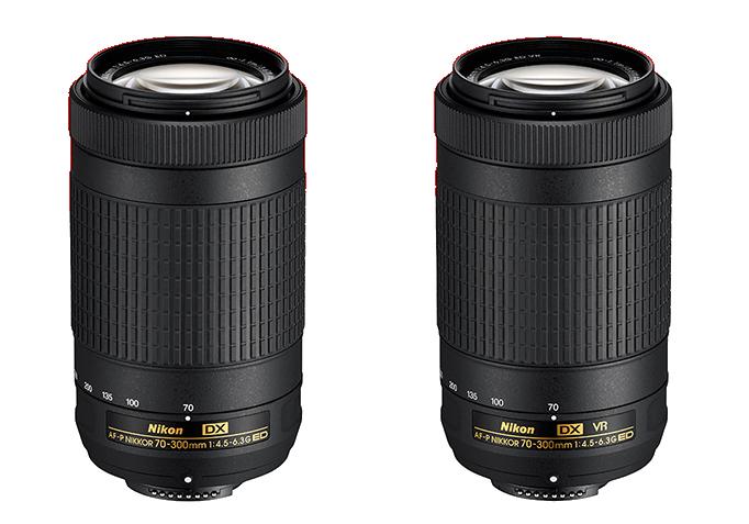 Nikon AF-P 70-300