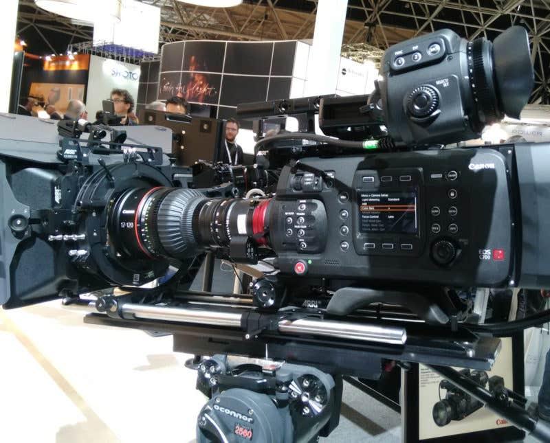 Canon-IBC