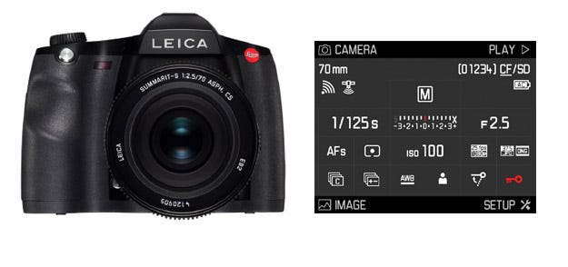 Leica-S-Firmware