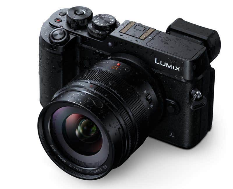 Panasonic Leica 12mm f1.4