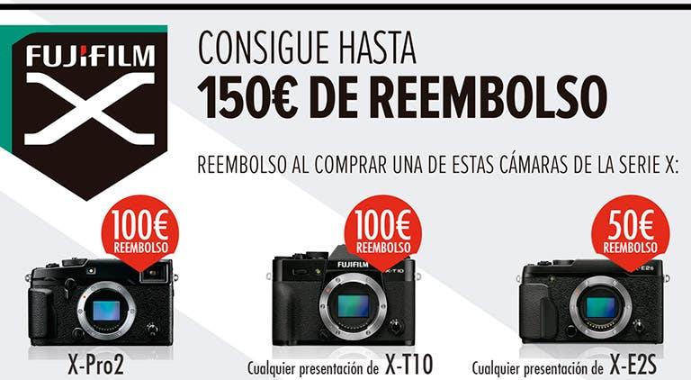 Cashback Fujifilm Serie X