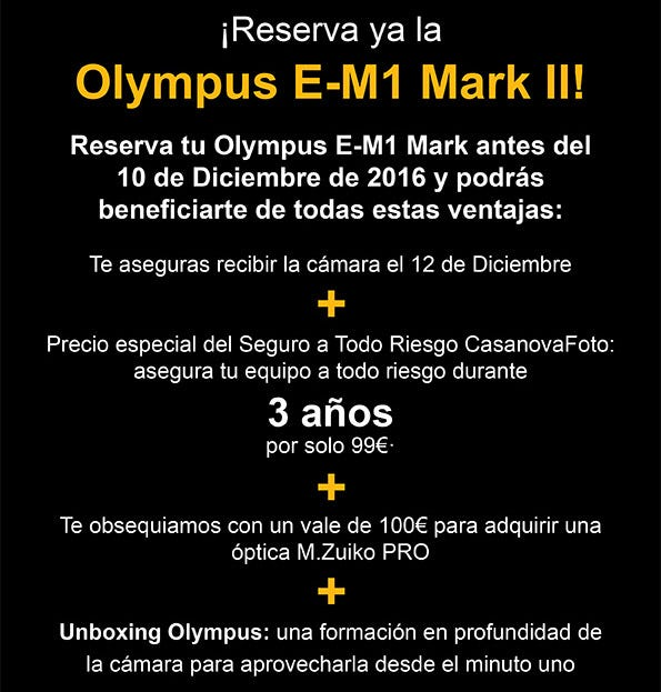 e-m1markii promocion