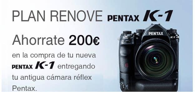 Plan Renove Pentax