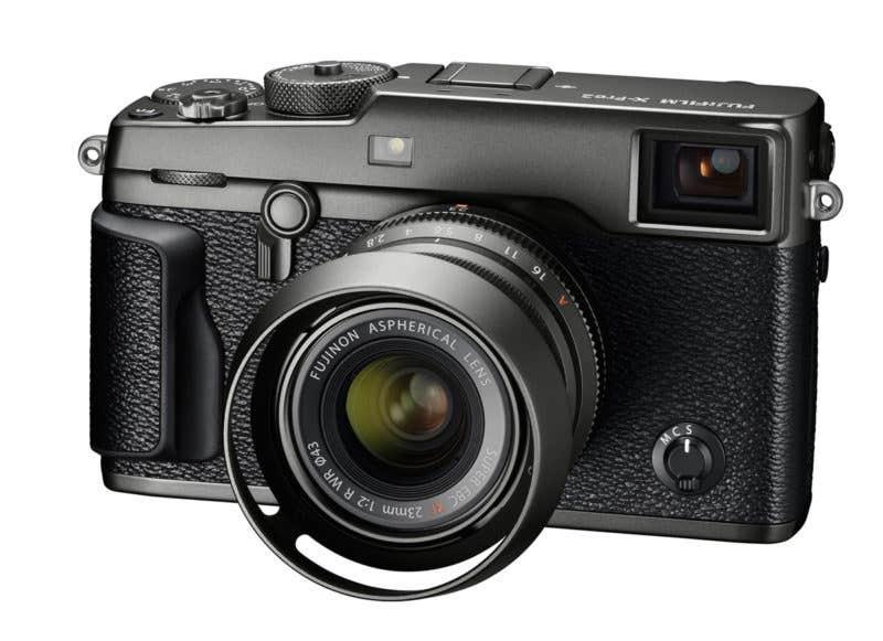 Fujifilm X-PRO2 Graphite Silver