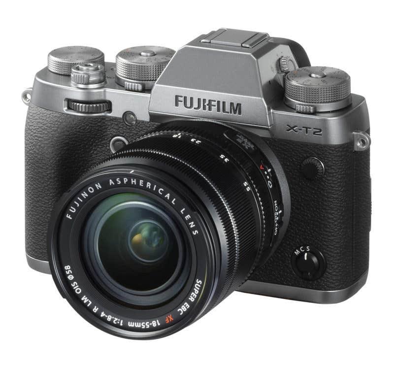 Fujifilm X-T2 Graphite Silver