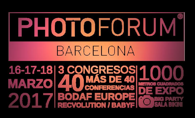 Photo Forum Barcelona 2017
