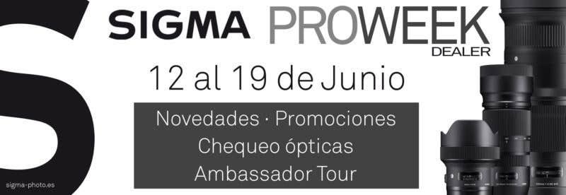 Sigma PRO Week