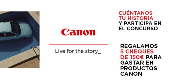 canon Live for the story