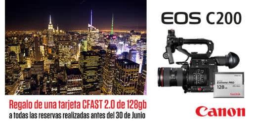 eos c200