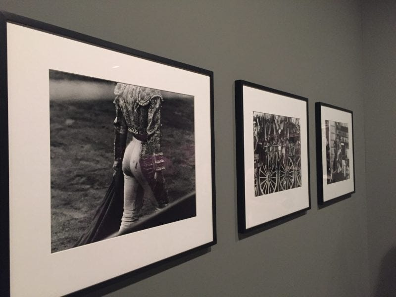 Fotos de Leopoldo Pomés - Expo Cien años de fotografía Leica