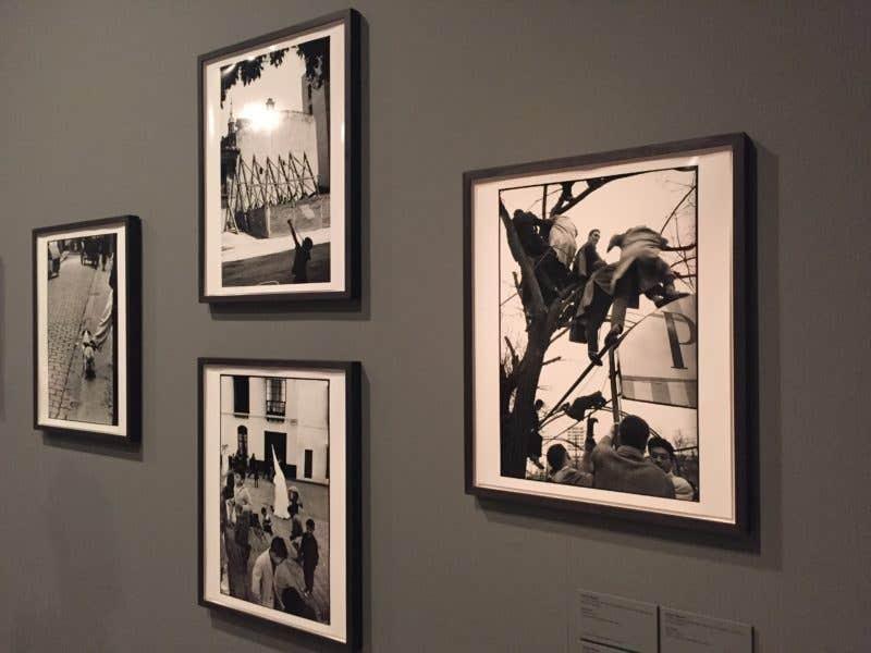 Fotos de Ramón Masats - Expo Cien años de fotografía Leica