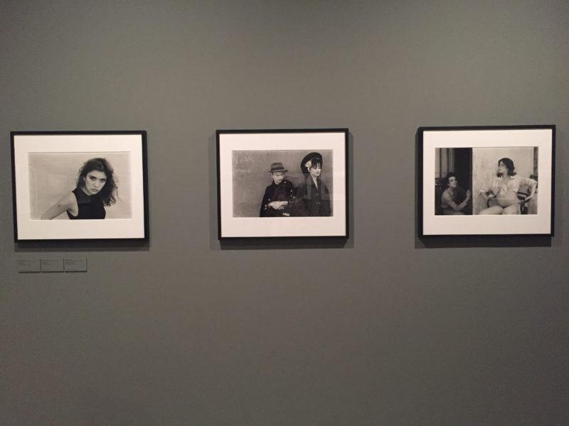 Fotos de Albero García-Alix - Expo Cien años de fotografía Leica