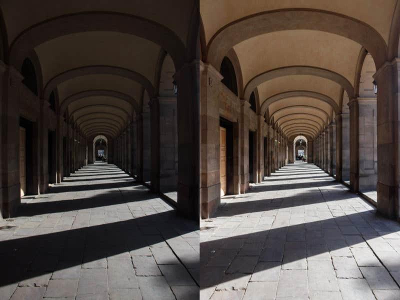 Foto de Isaac Sebastián - Arcos del Paseo de Isabel II (Barcelona)