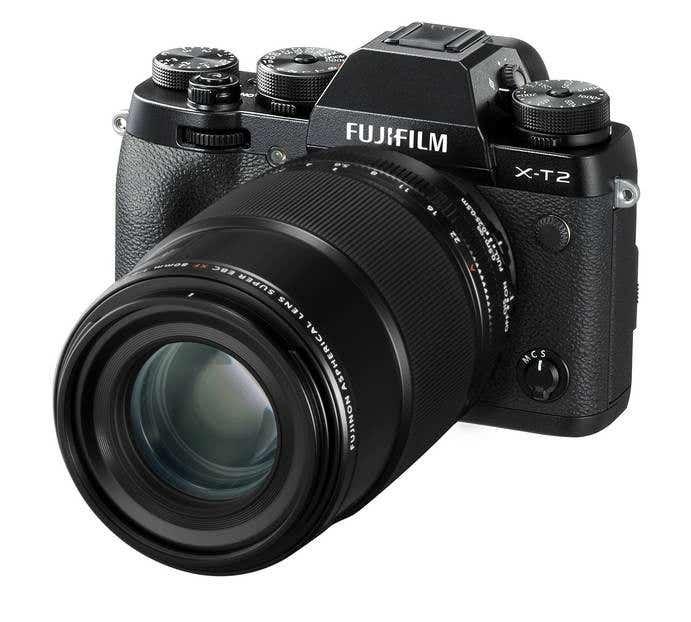 Fujifilm xf 80 mm f2-8 macro