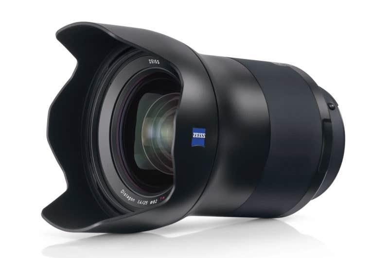 Zeiss milvus 25mm f1.4