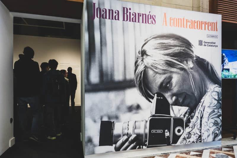 Joana Biarnés. A contracorrent.