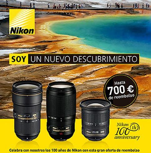 Reembolso Nikon