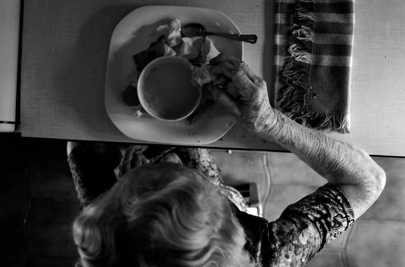Desayuno en la cocina. © Carlos de Andrés