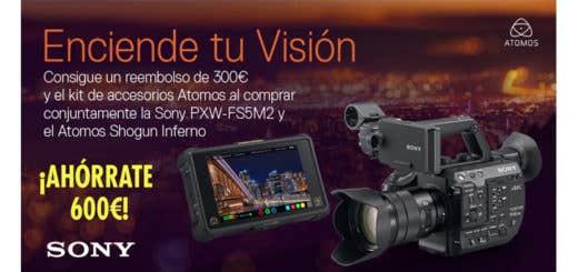 Promoción Sony Atomos