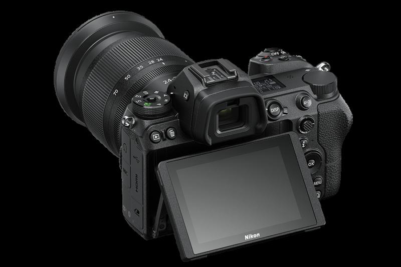 Nikon Z6 y Z7