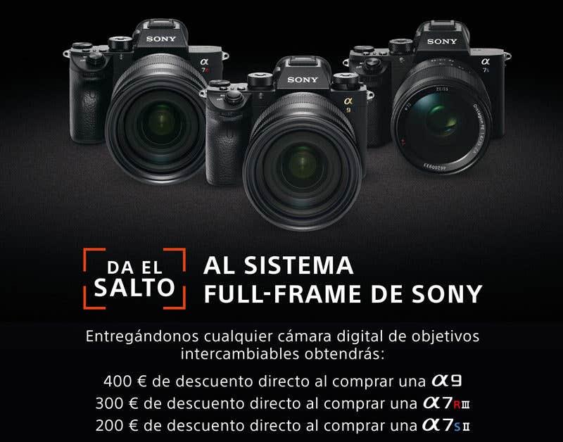 Plan Renove Sony