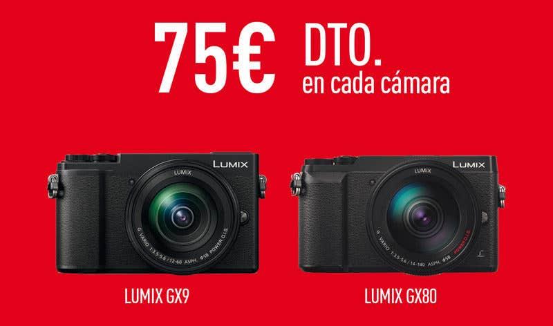 Promoción Lumix