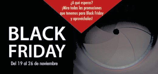 Black Friday Casanova Foto