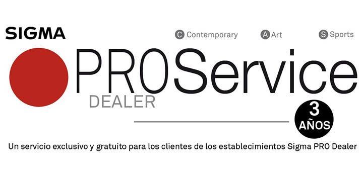 sigma pro dealer service