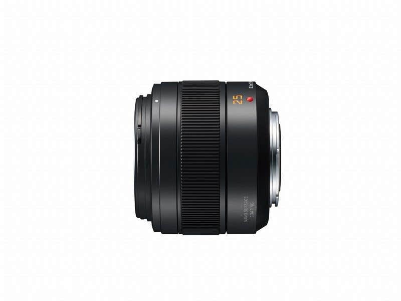 LEICA DG SUMMILUX 25mm/F1.4 II ASPH
