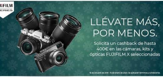 Promo Fujifilm Serie X