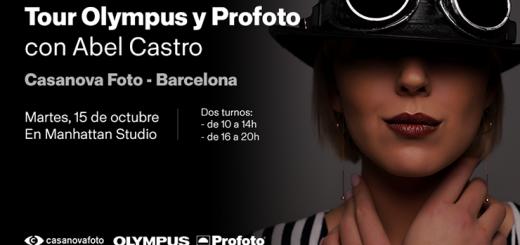 Tour Olympus y Profoto