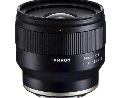 Tamron 24mm f2.8 III OSD
