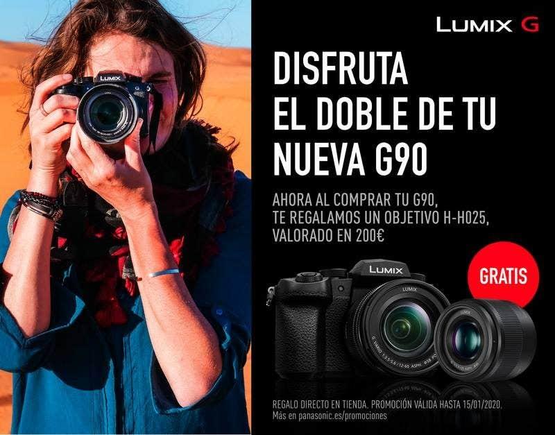 regalo Lumix 25mm