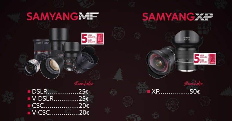Reembolso Samyang