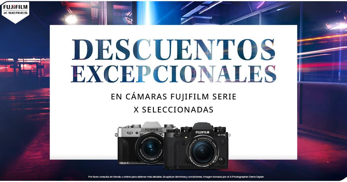 Descuentos Fujifilm