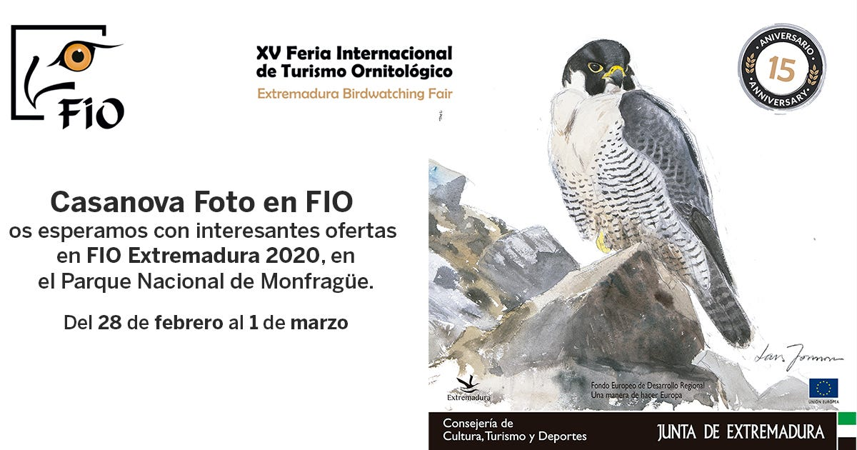 FIO Extremadura 2020