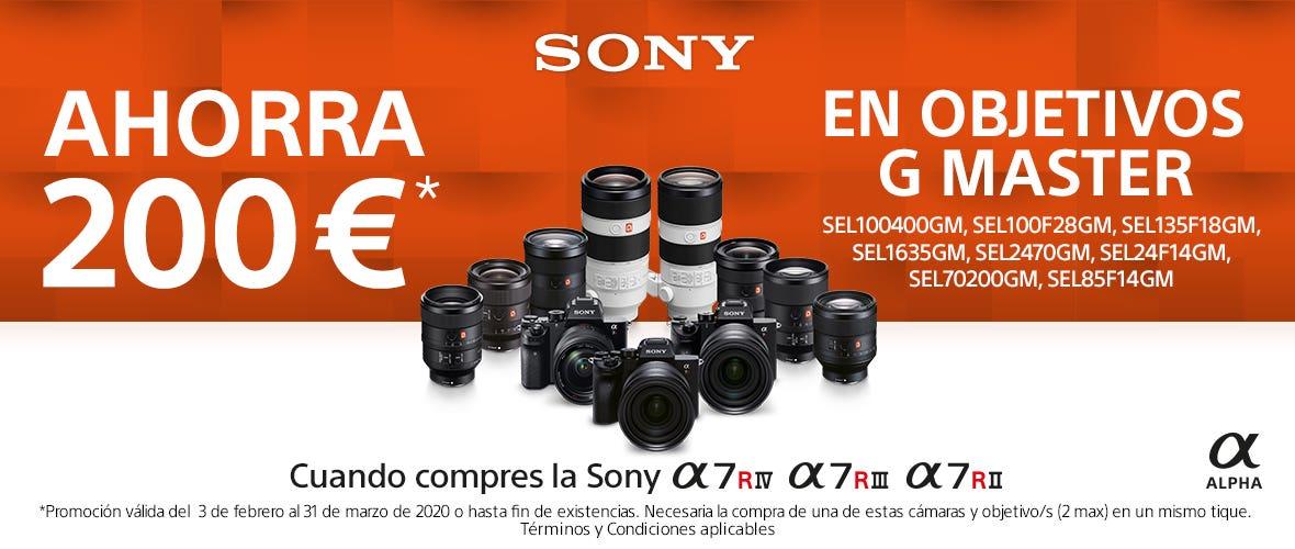 Sony G Master