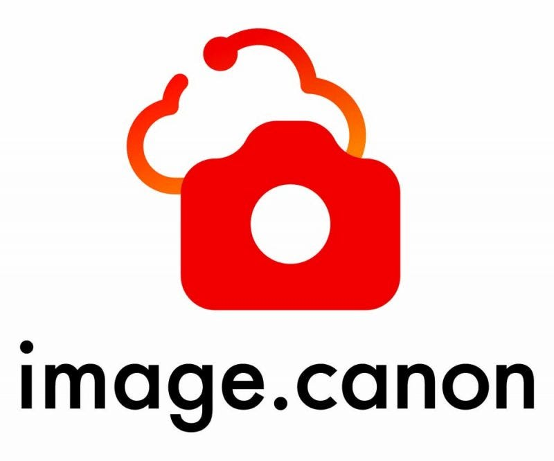 Logo image.canon
