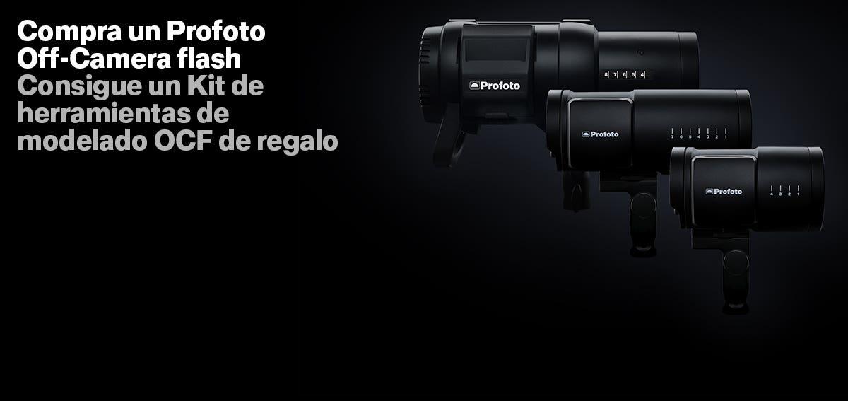 Regalos Profoto Off-Camera flash