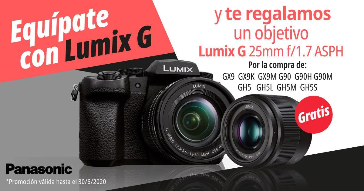 Descuentos Panasonic Lumix
