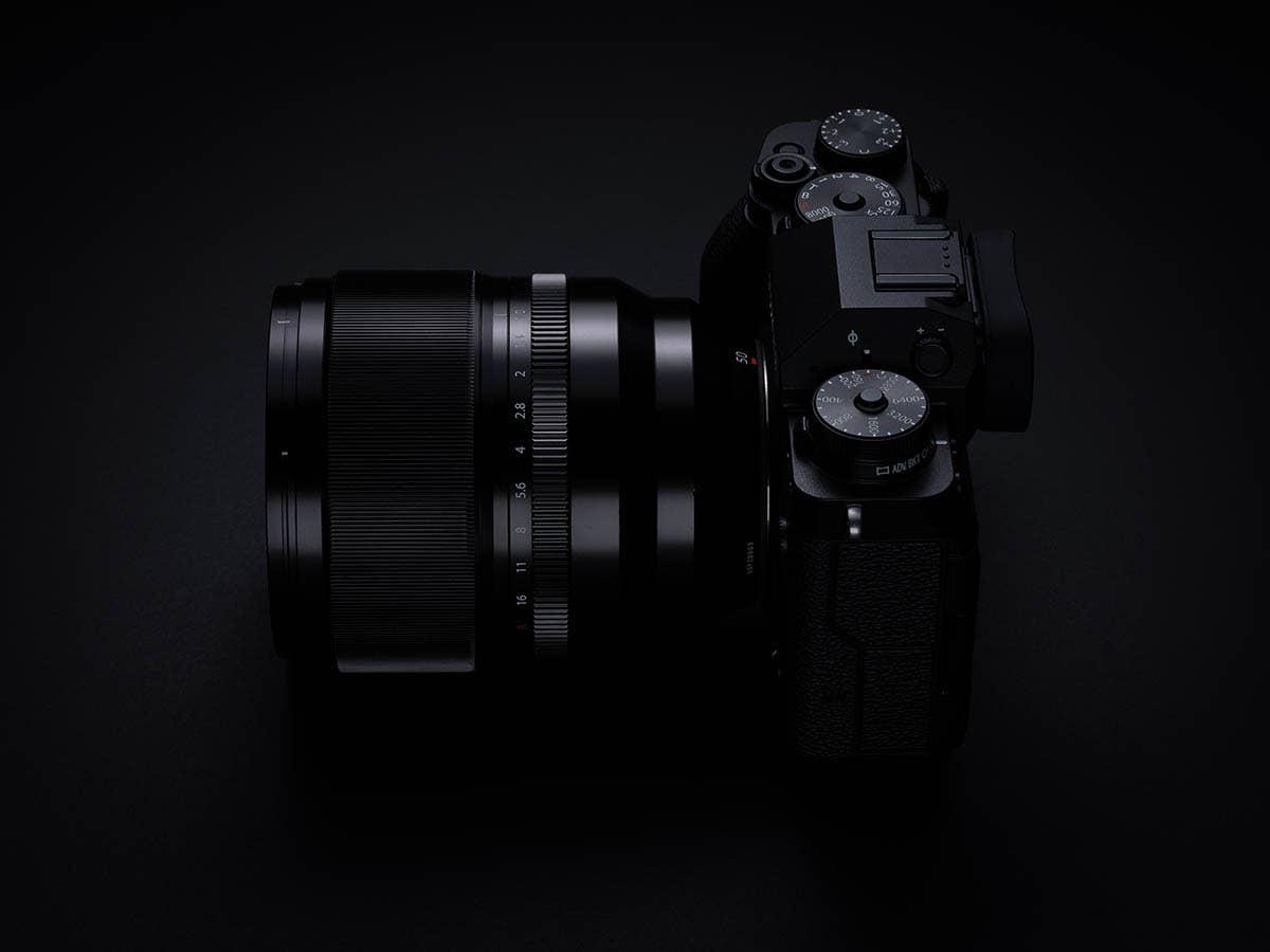 Fujinon XF 50mm f/1 R WR