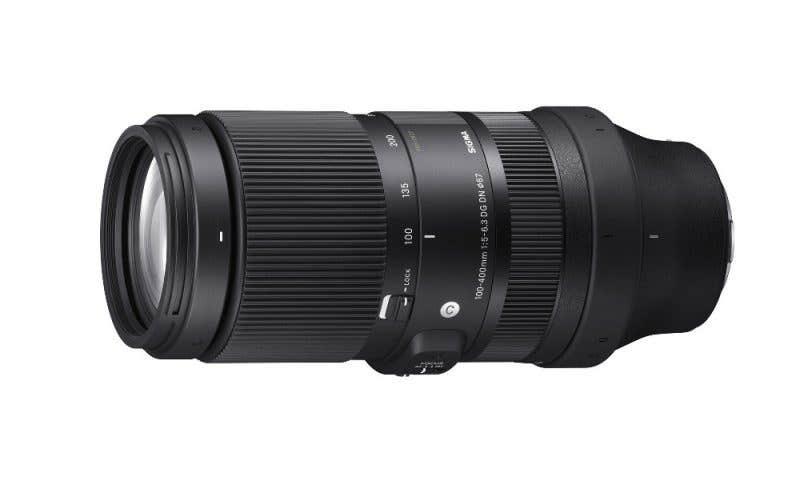 Sigma 100-400mm f5-6.3 DG DN | Contemporary