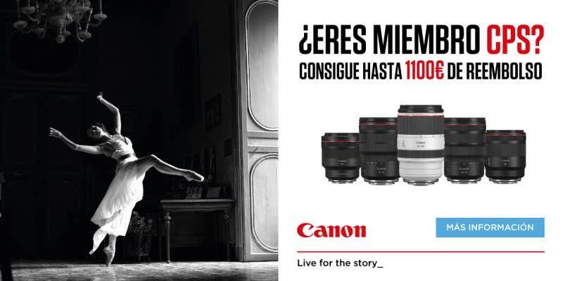 Reembolsos Canon CPS